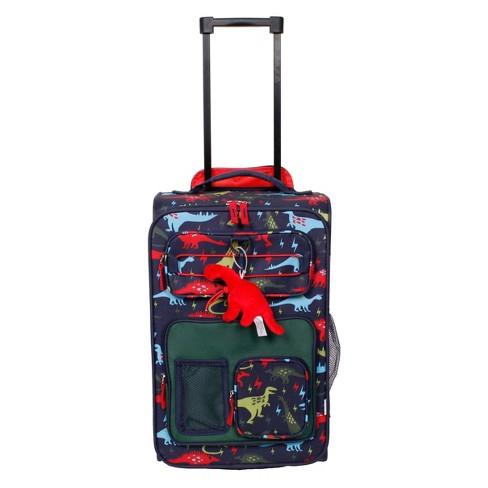 "Crckt 18"" Kids' Carry On Suitcase - Dinosaur - image 1 of 4"