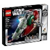 LEGO Star Wars Slave l – 20th Anniversary Collector Edition Collectible Model Building Kit 75243 - image 4 of 4