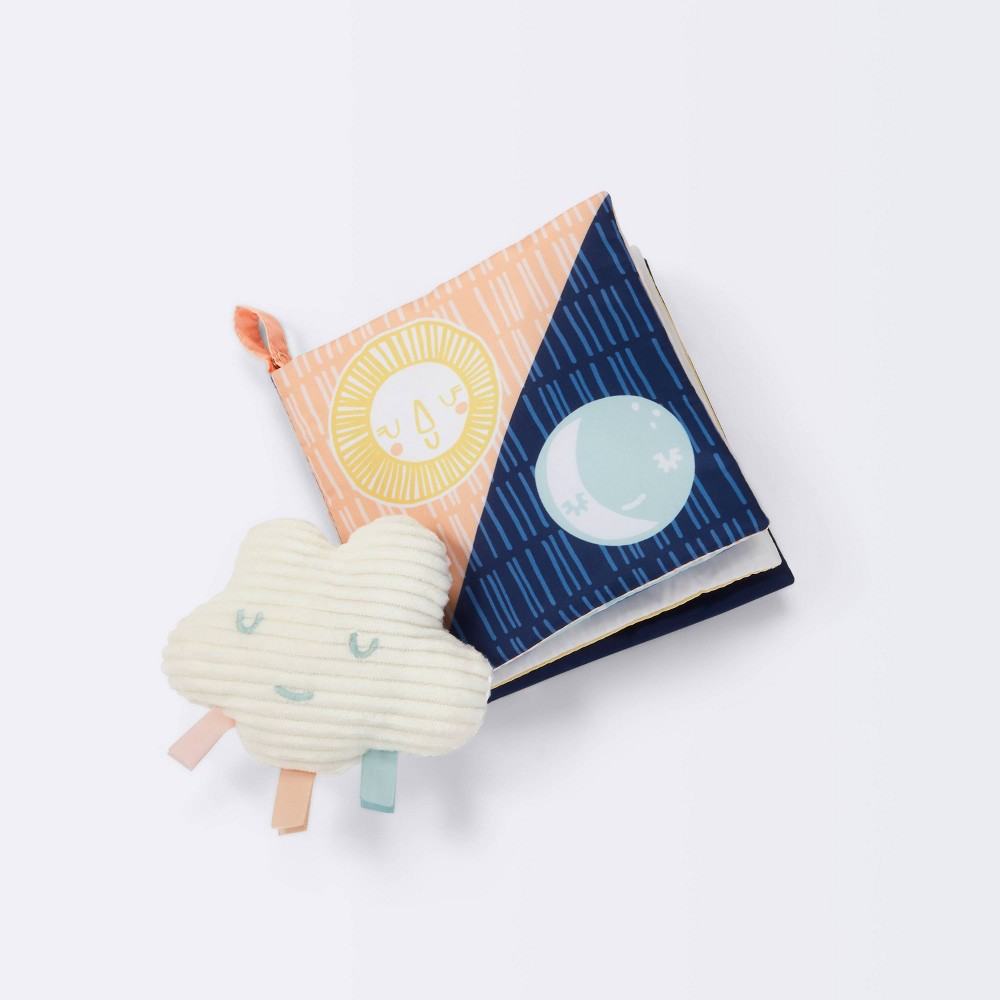 Baby Soft Book And Plush Cloud Island 8482 Day 38 Night