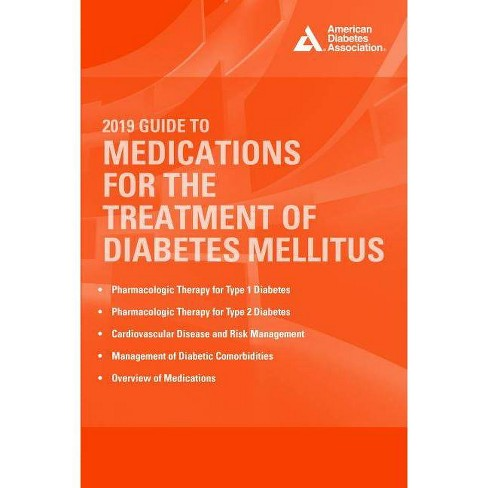 2019 Guide to Medications for the Treatment of Diabetes Mellitus - (Paperback) - image 1 of 1
