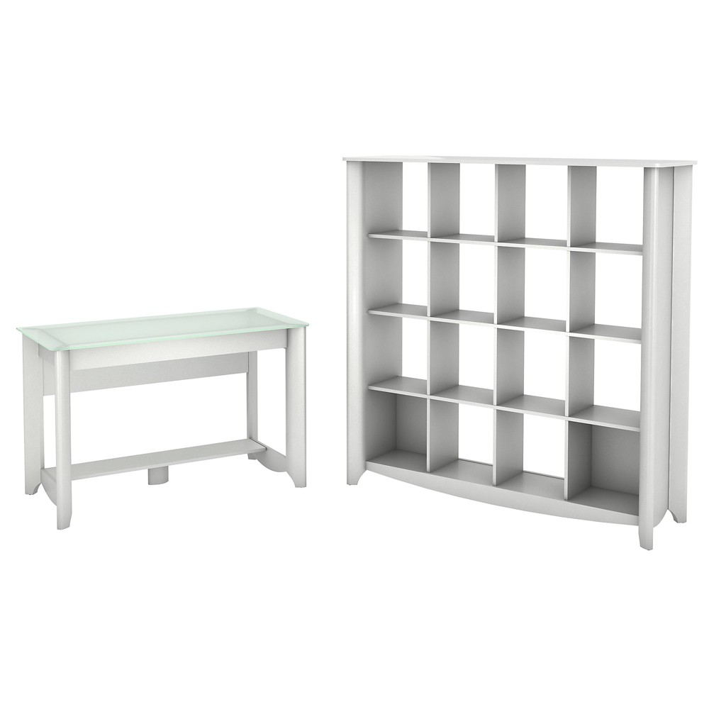 Computer Desk Target Home - White - Bush Furniture