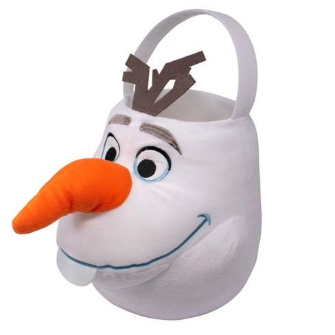 Frozen Olaf Jumbo Plush Easter Basket - image 1 of 4