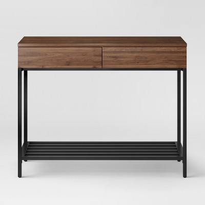 Loring Console Table Walnut - Project 62™