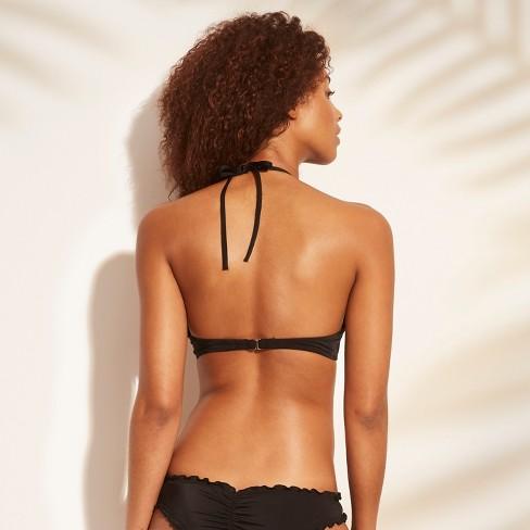49c6c792b6 Women s Tropics Light Lift Triangle Bikini Top - Shade   Shore™   Target