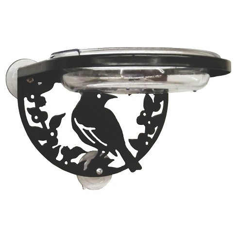 Droll Yankees Window-Mount Songbird Feeder - image 1 of 3