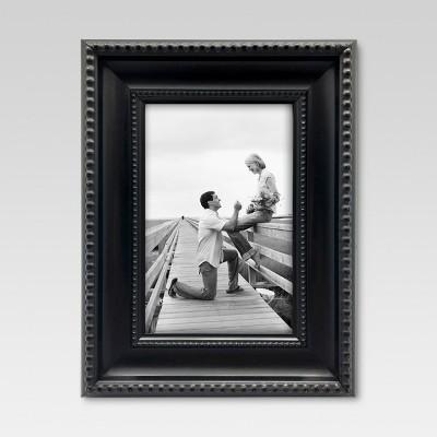 4 x6  Black Frame - Threshold™