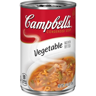 Campbell's Condensed Vegetable Soup - 10.5oz