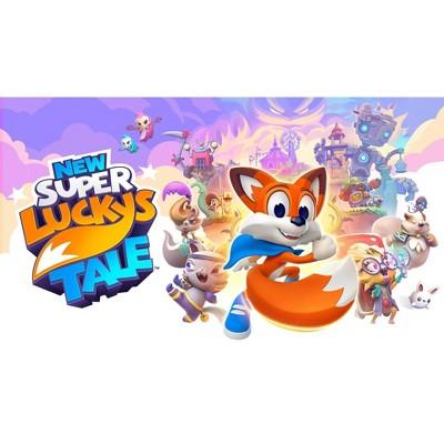 New Super Lucky's Tale - Nintendo Switch (Digital)