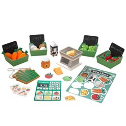KidKraft Farmer's Market Play Pack