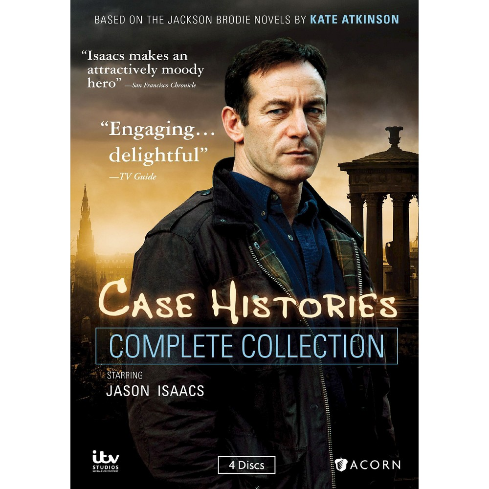 Case histories:Complete collection (Dvd)