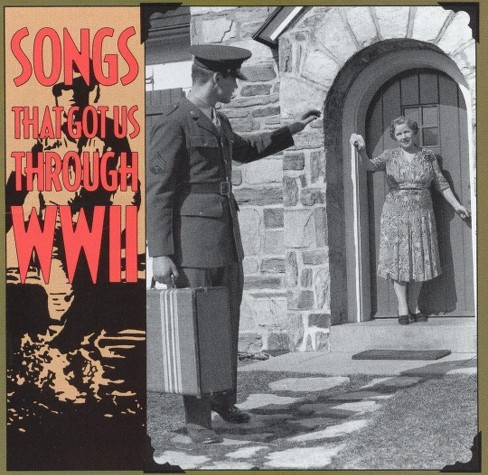 Various - Songs that got us through ww ii (CD) - image 1 of 1