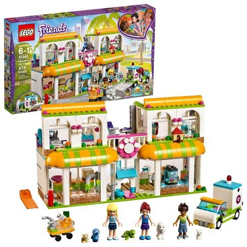 Lego Friends Heartlake City Pet Center 41345 Target