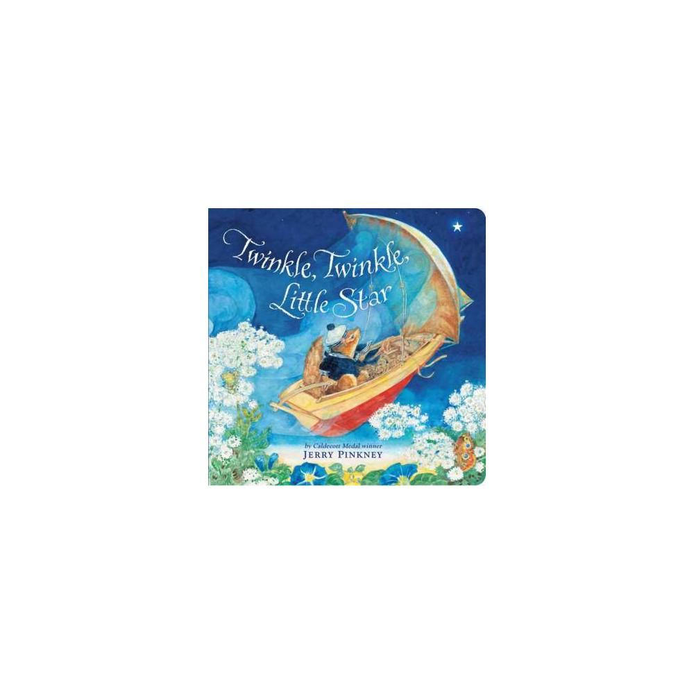 Twinkle Twinkle Little Star by Jerry Pinkney