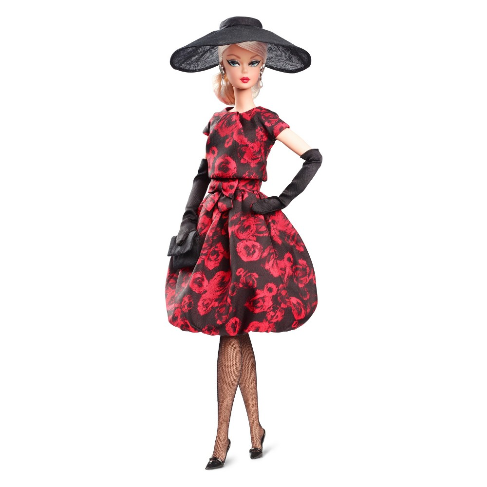 Barbie Collector Bfmc Elegant Rose Cocktail Dress Doll