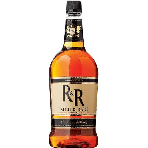 Rich & Rare Canadian Whisky - 1.75L Bottle - image 1 of 1