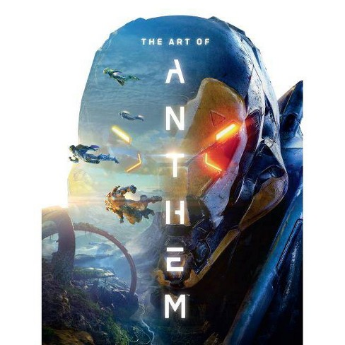 The Art of Anthem - by  Bioware (Hardcover) - image 1 of 1