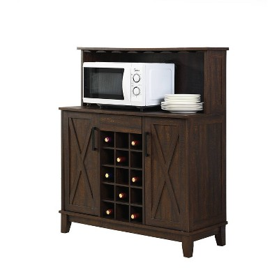 Wine Bar Cabinet - Home Source