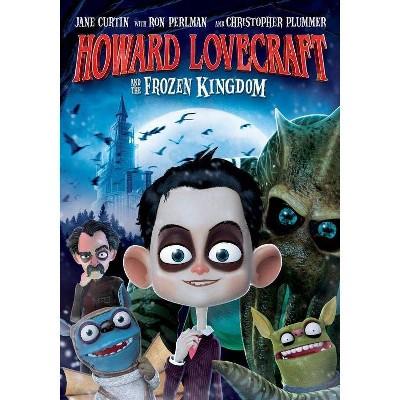 Howard Lovecraft & The Frozen Kingdom (DVD)(2016)
