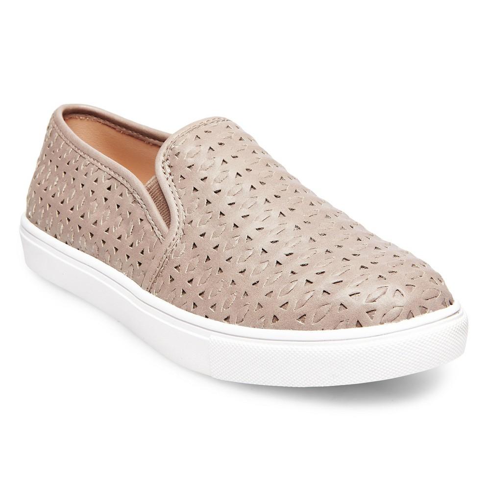 Women's Mad Love Maren Sneakers - Gray 7.5
