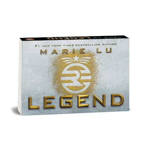 Penguin Minis: Legend - by  Marie Lu (Paperback) - image 1 of 1