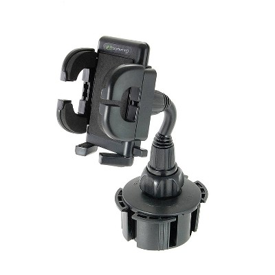 Bracketron Grip-iT Cup Holder Mount - Black