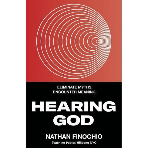 Hearing God - by  Nathan Finochio (Paperback) - image 1 of 1