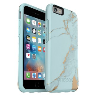 OtterBox Apple iPhone 6/6s Symmetry Case - Teal Marble
