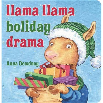 Llama Llama Holiday Drama (Paperback)(Anna Dewdney)