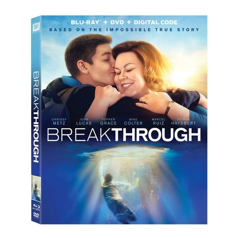 Breakthrough ( Blu-Ray + DVD + Digital) - image 1 of 1