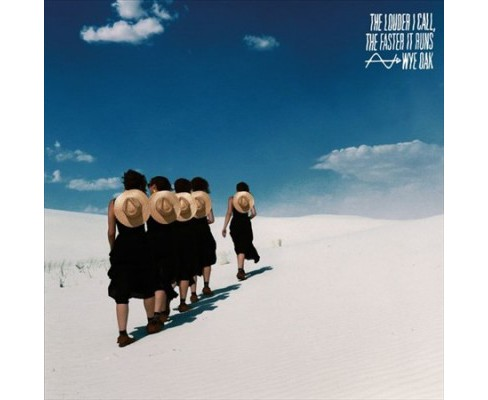 Wye Oak - Louder I Call The Faster It Runs (Vinyl) - image 1 of 1