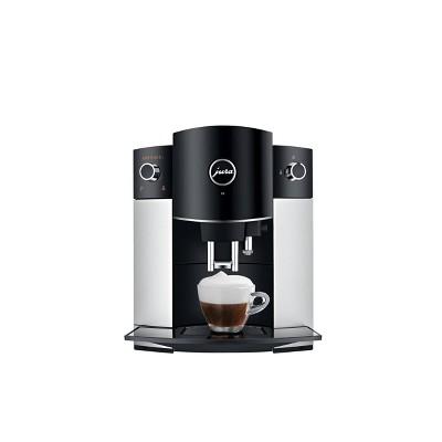 JURA D6 Automatic Coffee, Espresso, Cappuccino Machine w/RFID technology – Silver