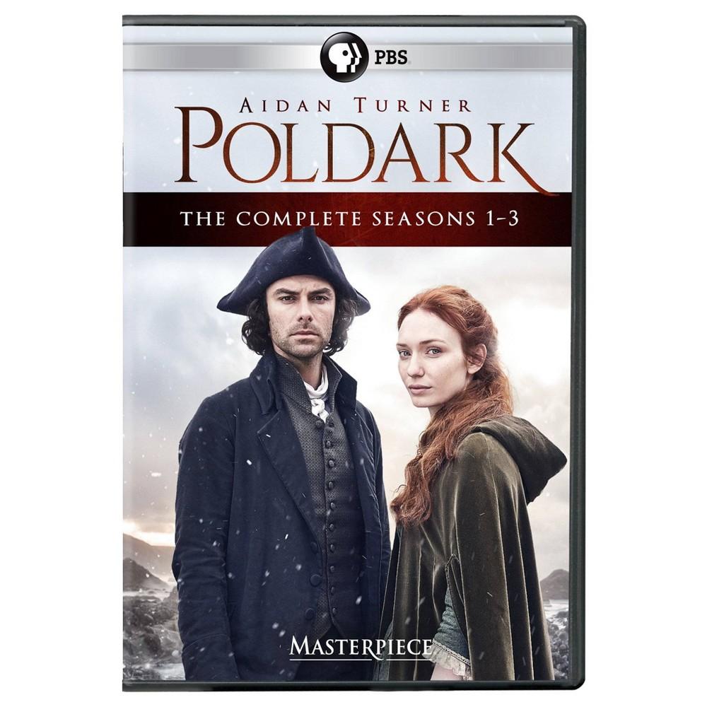 Masterpiece: Poldark Seasons 1-3 (Dvd)