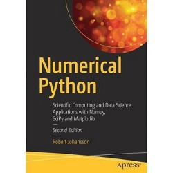 Numerical Python - 2 Edition by  Robert Johansson (Paperback)