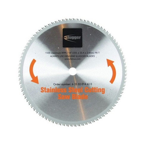 Fein 63502014620 Slugger 14 in. Stainless Steel Cutting Saw Blade - image 1 of 1