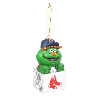 Team Sports America Mascot Ornament, Boston Red Sox