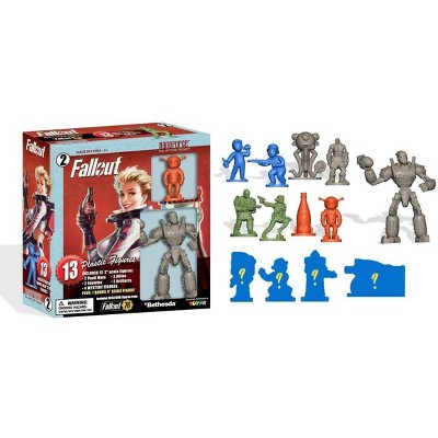 Toynk Fallout Nanoforce Series 1 Army Builder Figure Collection - Boxed Volume 2
