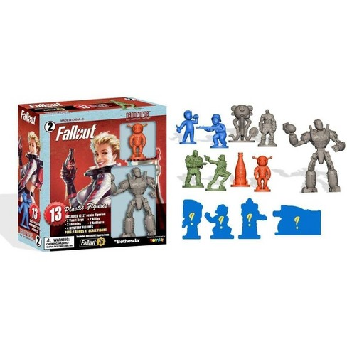 Toynk Fallout Nanoforce Series 1 Army Builder Figure Collection - Boxed Volume 2 - image 1 of 4
