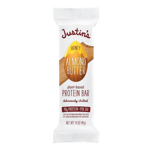 Justin's Protein Bar Honey Almond Butter - 1.4oz - image 1 of 4