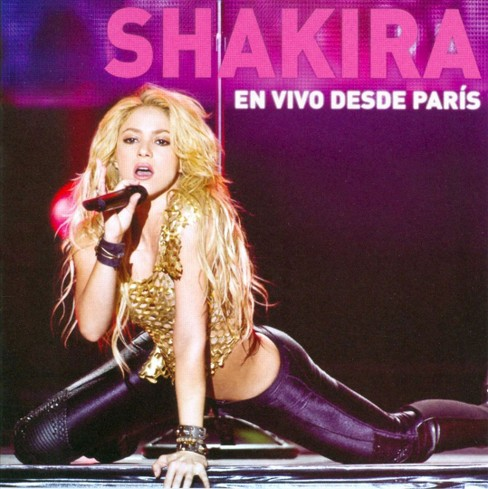 Shakira - En Vivo Desde Paris (CD/DVD) - image 1 of 1