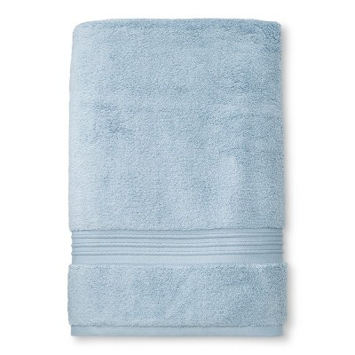 Spa Bath Sheet Sky Blue - Fieldcrest®