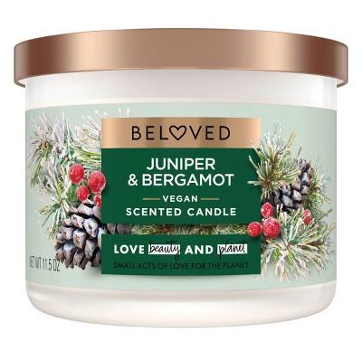 Beloved Juniper & Bergamot Candle - 11.2oz