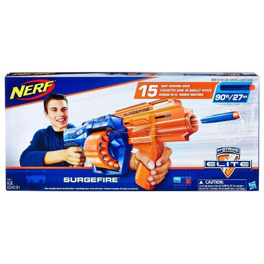 NERF N-Strike Elite SurgeFire Blaster image number null