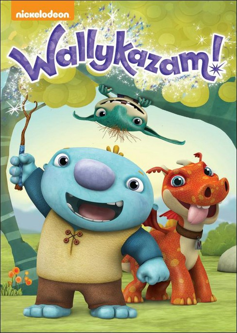 Wallykazam! (dvd_video) - image 1 of 1
