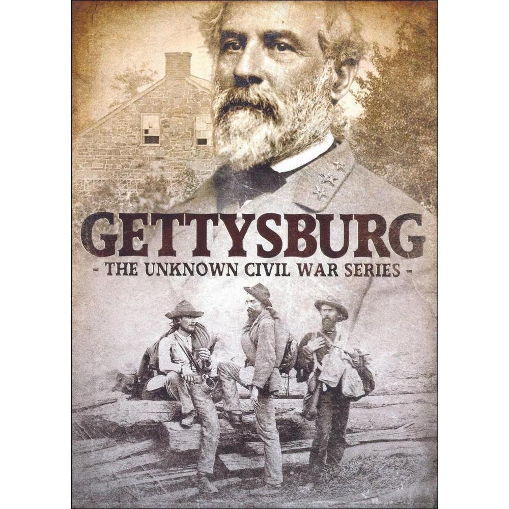 Gettysburg (Dvd), Movies