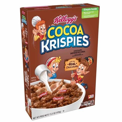 Cocoa Krispies Breakfast Cereal - 15.5oz - Kellogg's - image 1 of 4