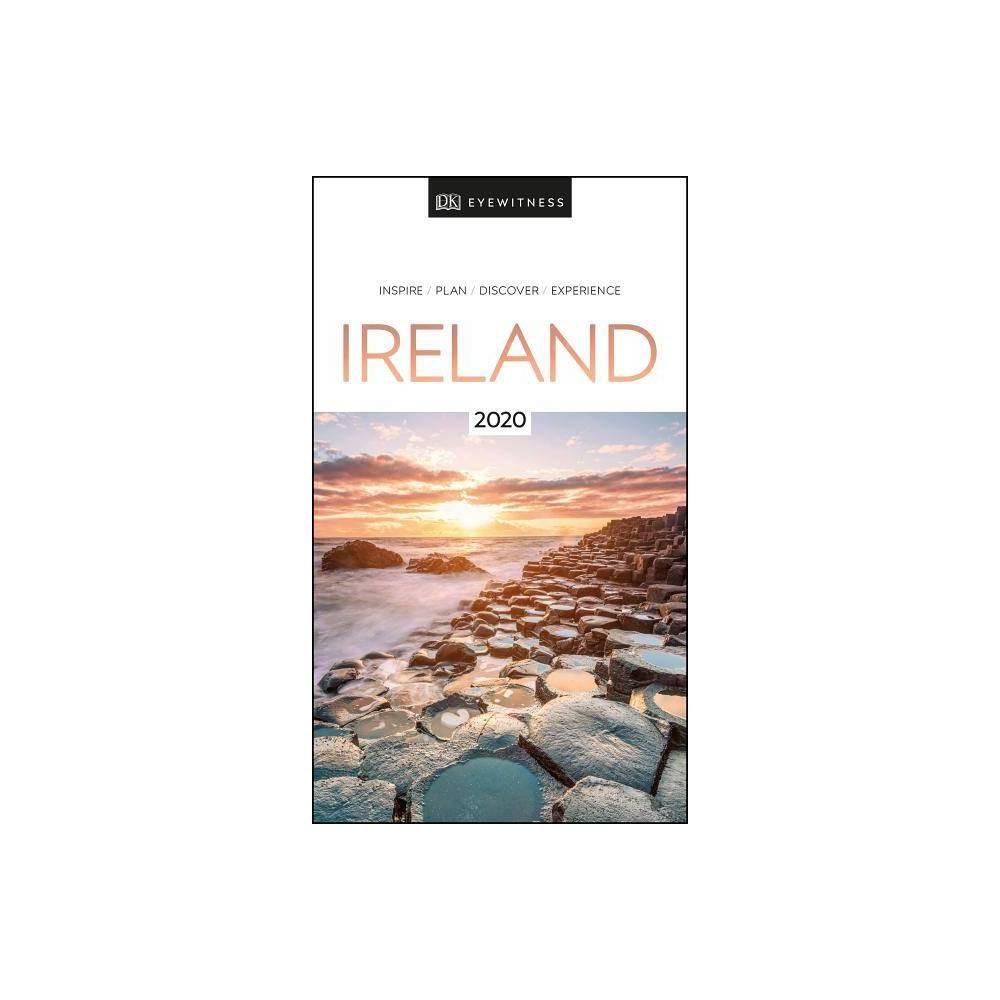 Dk Eyewitness Ireland Travel Guide Paperback