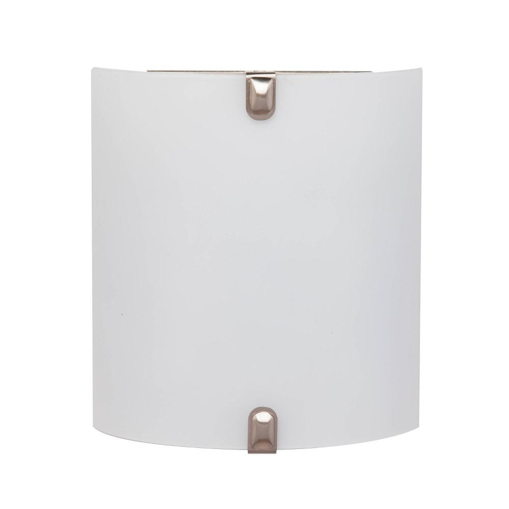 Jonneau Decorative Sconce Led Lamp White (Includes Energy Efficient Light Bulb) - Aiden Lane