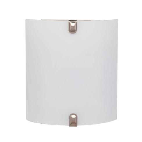 Jonneau Decorative Sconce LED Lamp White (Includes Energy Efficient Light Bulb) - Aiden Lane - image 1 of 4