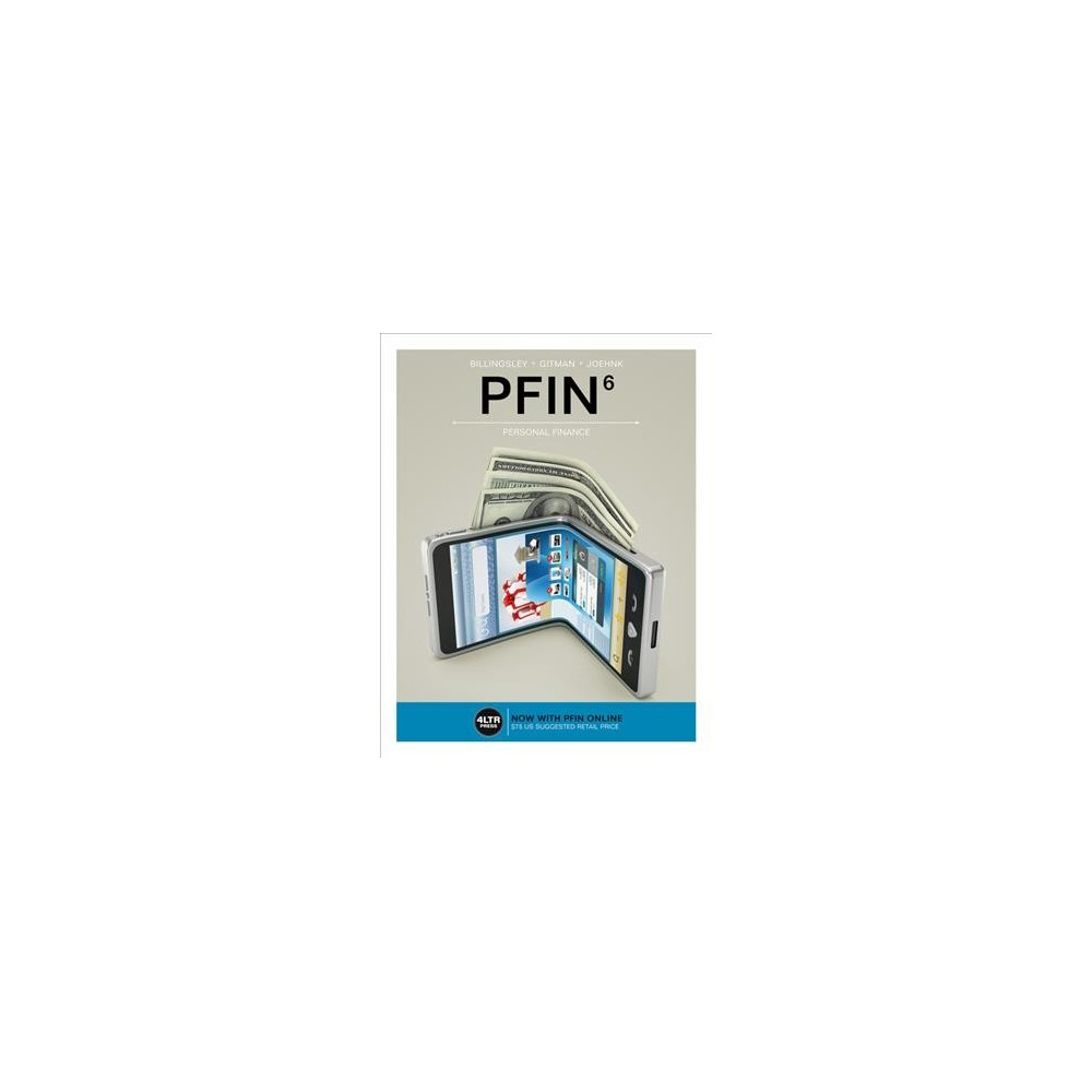 Pfin (Paperback) (Randall S. Billingsley & Lawrence J. Gitman & Michael D. Joehnk)