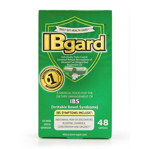 IBGard for Irritable Bowel Syndrome (IBS) - 48ct - image 1 of 4